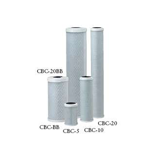 "CBC-BB Pentek 9-3-4"" Carbon Block Filter 155170-43"