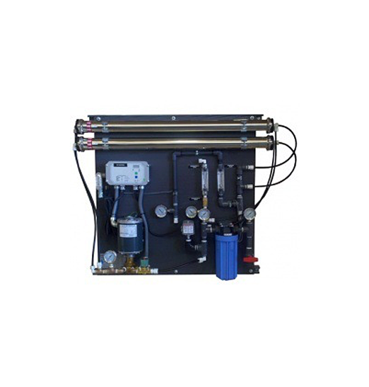 F-1600-DLX Wall Mount Reverse Osmosis System 1600 GPD
