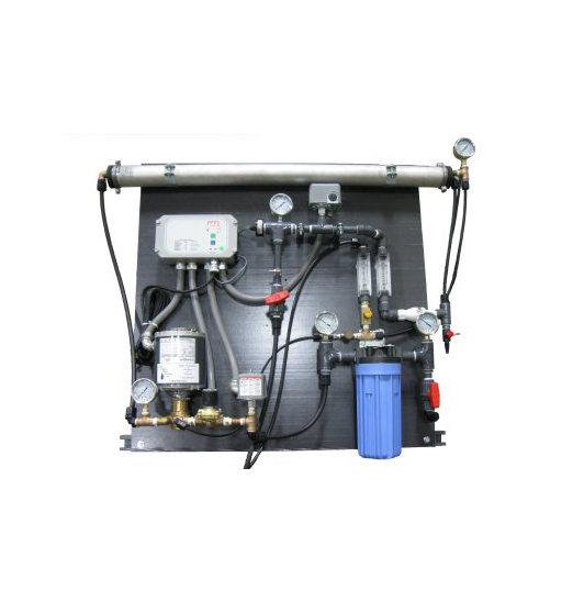 F-800-DLX Wall Mount Reverse Osmosis System 800 GPD
