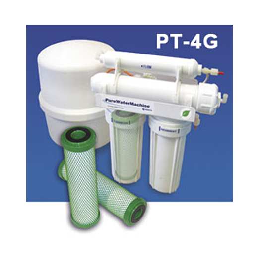 Vertex Pure Water Green Machine PT-4G Undersink Reverse Osmosis